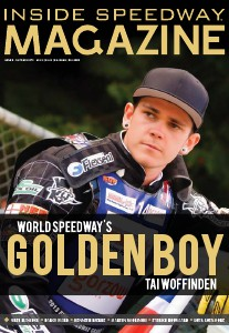 Inside Speedway Magazine October 2013