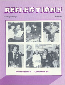 Issue #23 - Winter 1985