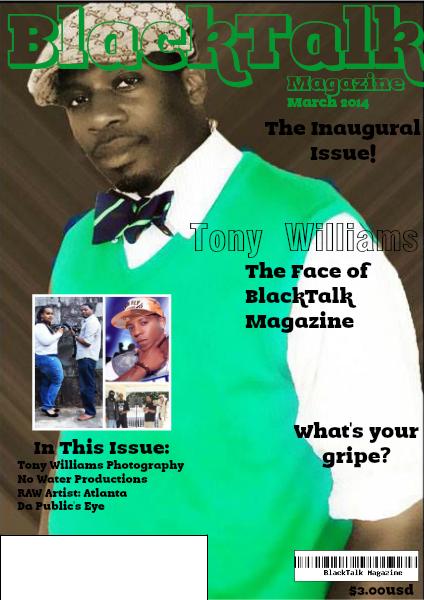 BlackTalk Magazine March 2014