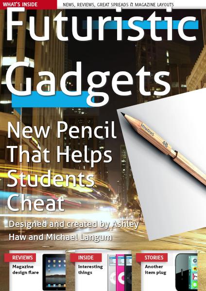 Futuristic Gadgets e.g. Feb. 2014