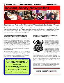 Roland-Story Newsletter