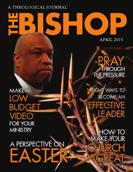 The Bishop Magazine Volume 3, Issue 1