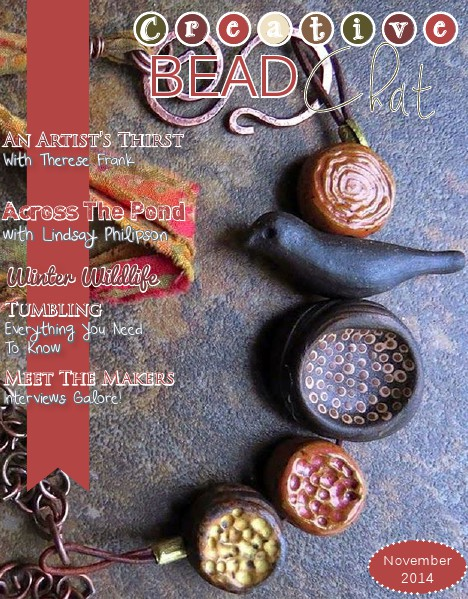 Bead Chat Magazine Winter 2014