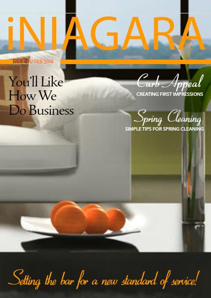 iNIAGARA Issue 1