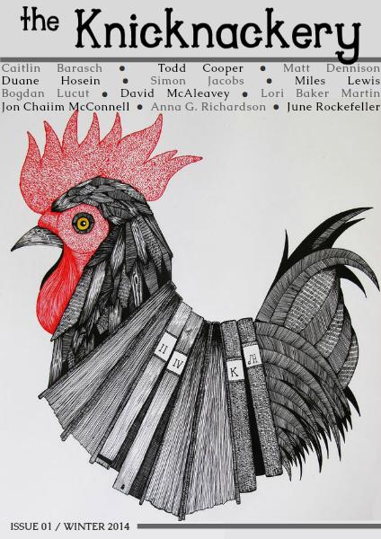 The Knicknackery Issue One - 2014
