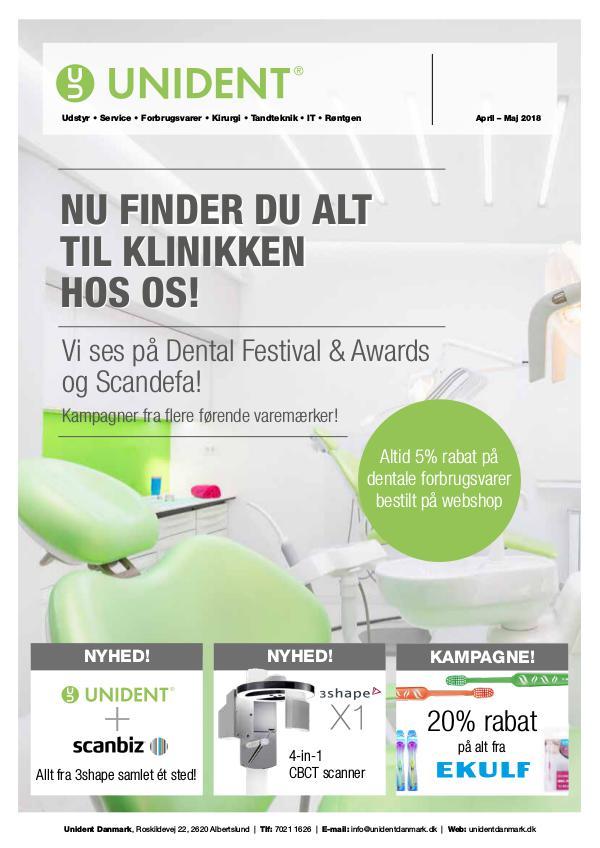Avis DK Unident Avis #2 2018