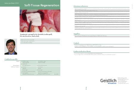 STR1 - Soft-Tissue Regeneration