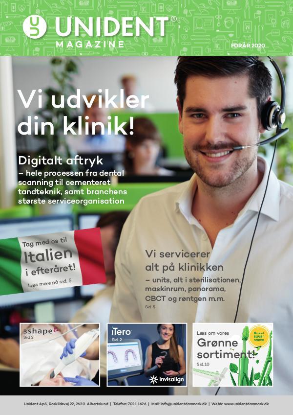 Avis DK Unident Avis #1 2020