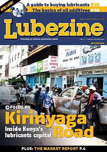 Lubezine Magazine Vol. 3