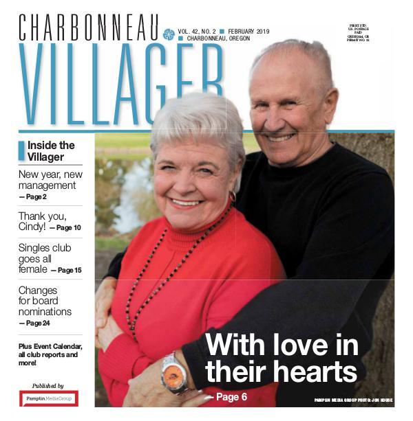 2019 February Villager Newspaper