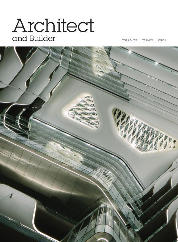 Architect and Builder Magazine South Africa February 2017