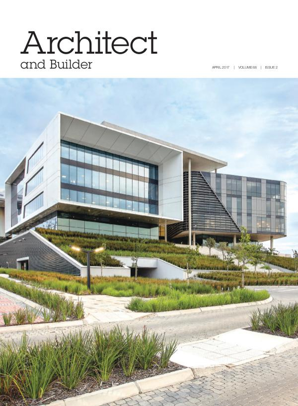 Architect and Builder Magazine South Africa April 2017