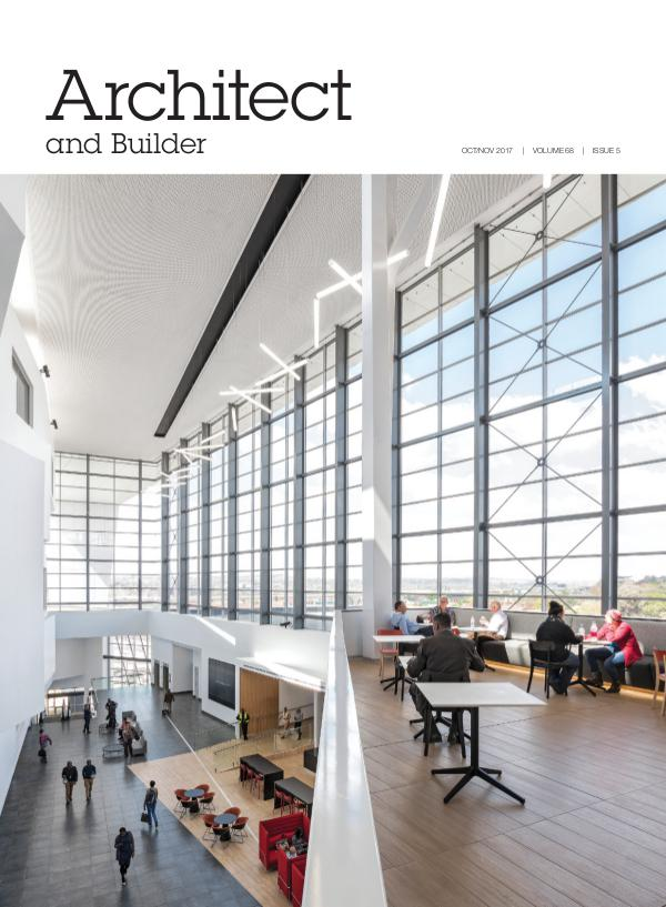 Architect and Builder Magazine South Africa Oct/Nov 2017