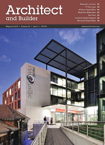Architect And Builder Magazine South Africa May/June 2015