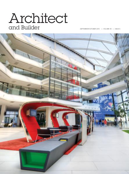 Architect and Builder Magazine South Africa September/October 2015