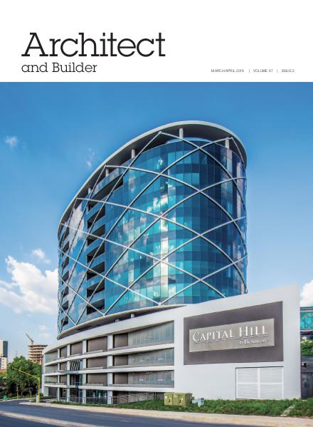 Architect and Builder Magazine South Africa March/April 2016