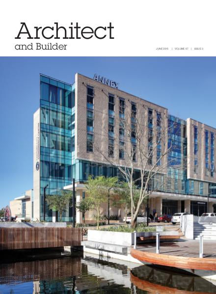 Architect and Builder Magazine South Africa June 2016