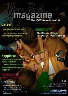 Dey Dos Magazine