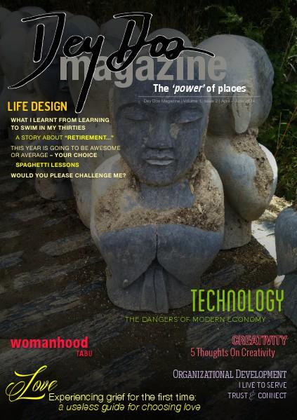 Dey Dos Magazine April June 2014