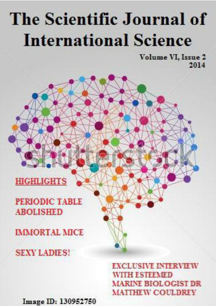The Scientific Journal of International Science Volume VI Issue 2