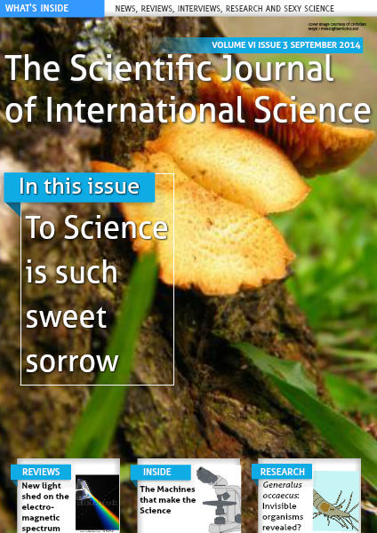 The Scientific Journal of International Science Volume VI Issue 3