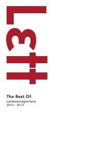 LETT - The Best Of Letterenreporters 2012-2013 2012-2013