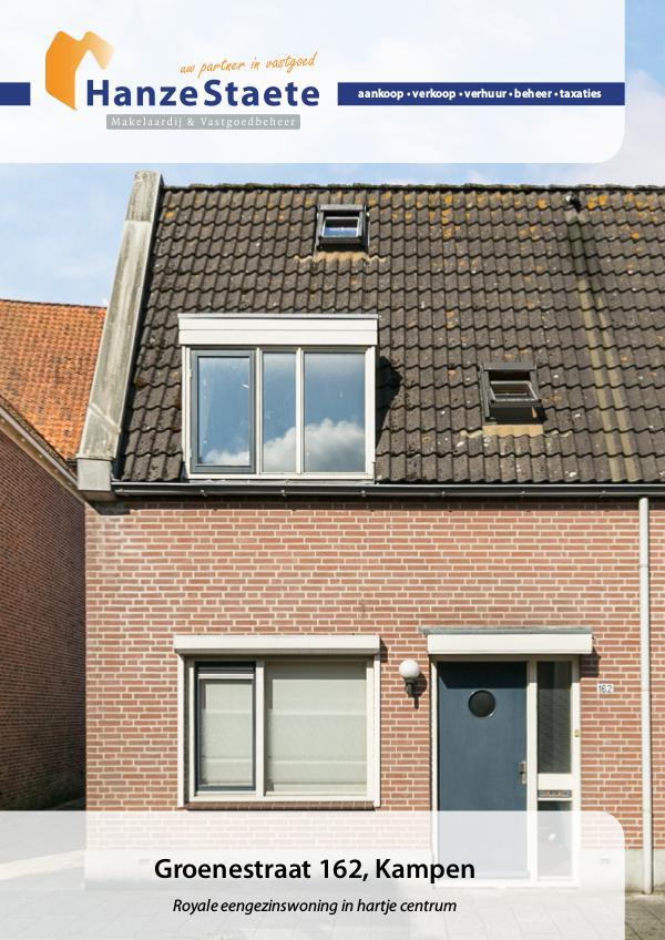 Groenestraat 162, Kampen Groenestraat 162