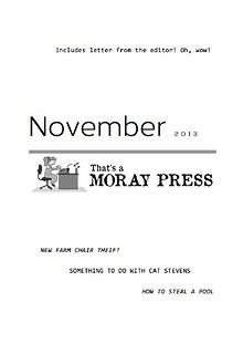 That's A Moray Press