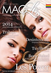 MagLes 11 | Les Power | Enero 2014