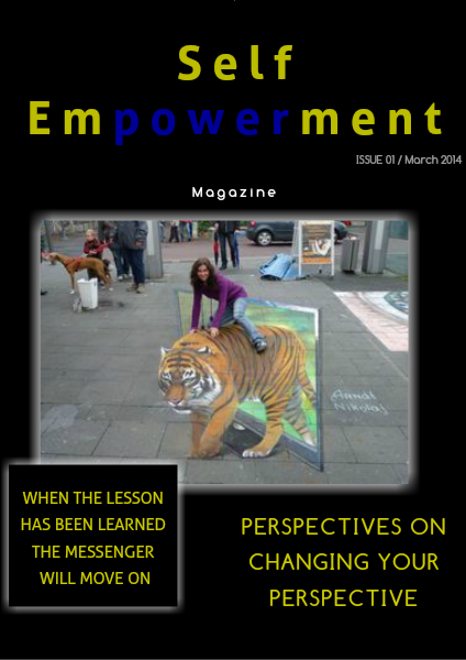 Self Empowerment Issue 1 March 2014