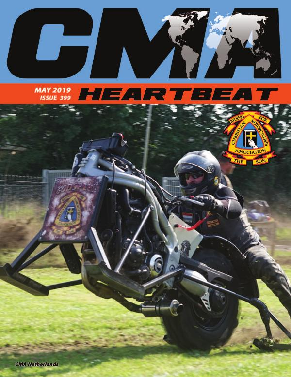 CMA HeartBeat May 2019