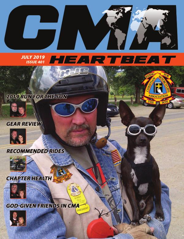 CMA HeartBeat July 2019