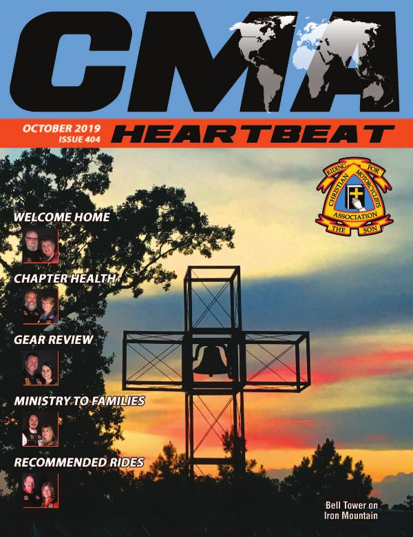 CMA HeartBeat October 2019