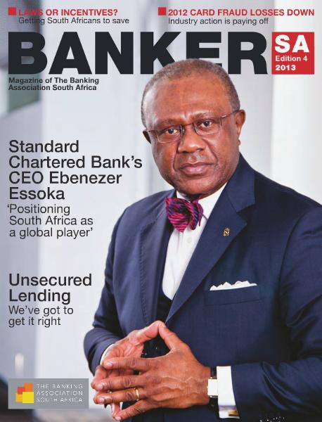 Banker S.A. December 2012