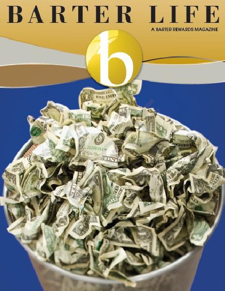 Barter Rewards Magazine August 2014