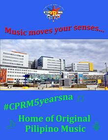 #CPRM5YearsNa