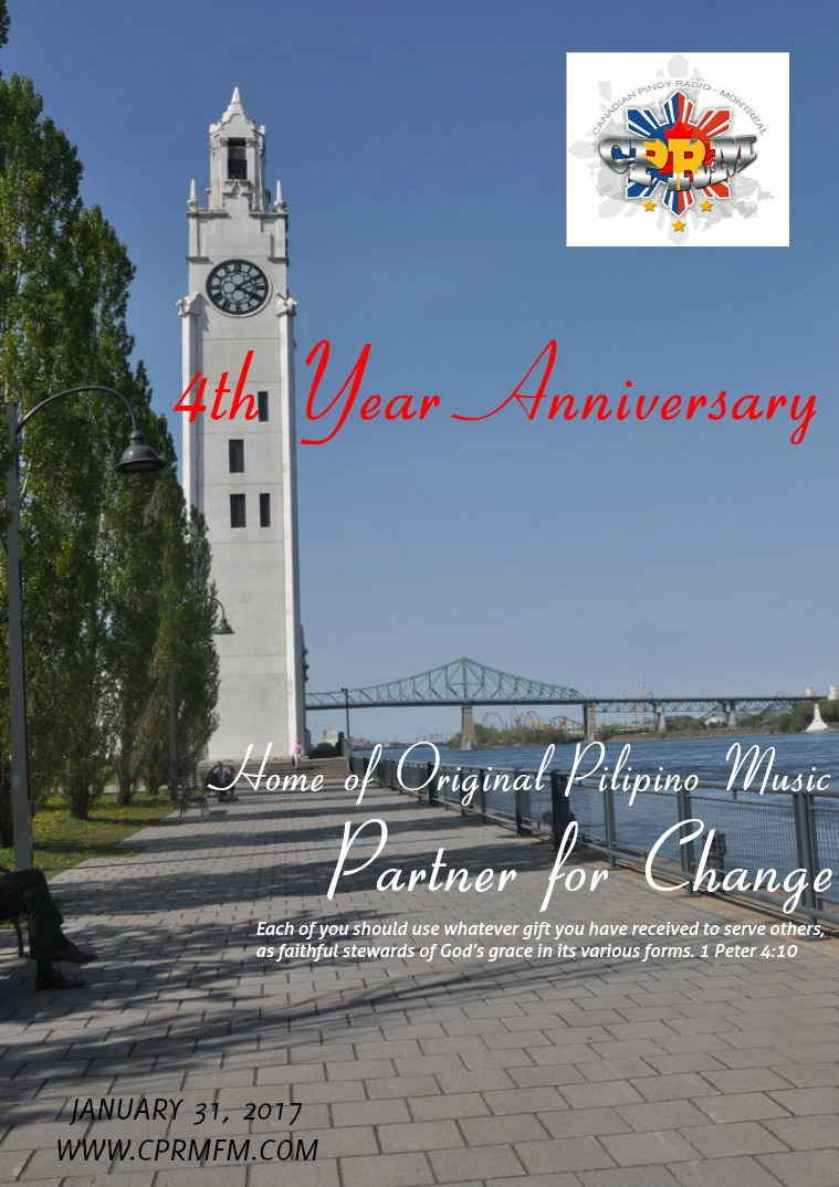 CPRM 4th Year Anniversary 4th Edition