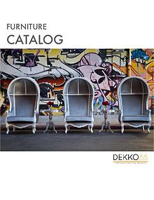 Furniture Catalog 2018