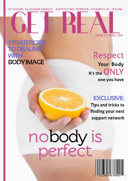 Get real #body image Feb, 2013