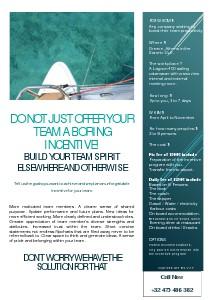 Incentive Feb. 2014
