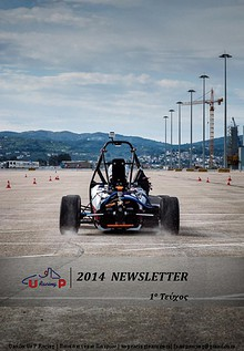 UoP Racing Newsletters