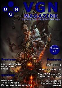 Video Games Network Magazine () #1