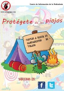 Protégete de los piojos Jun. 2012