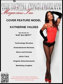 August 2013 Issue of The Digital Conglomerate Magazine