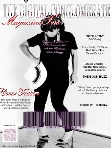 The Digital Conglomerate Magazine Inc -  December 2013 Issue