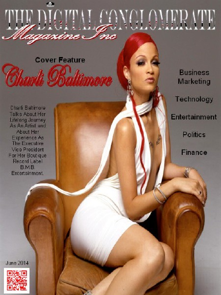 The Digital Conglomerate Magazine Inc June 2014 Issue