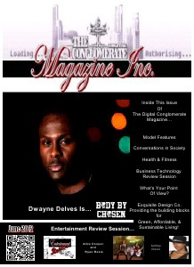 The Digital Conglomerate Magazine Inc. - June 2012 Issue The Digital Conglomerate Magazine Inc. - June 2012