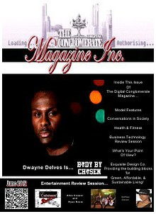 The Digital Conglomerate Magazine Inc. - June 2012 Issue