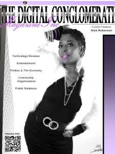 The Digital Conglomerate Magazine - February 2013 Issue February 2013