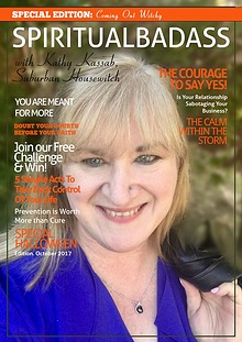 Spiritual Badass Magazine